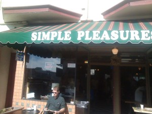 Simple Pleasures Cafe