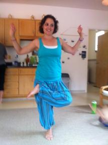 Yoga Hippie Clown Pants